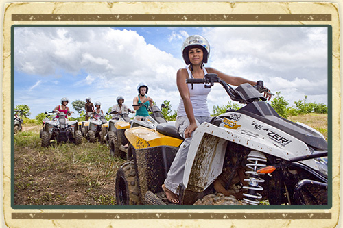 ATV Safari from Montego Bay